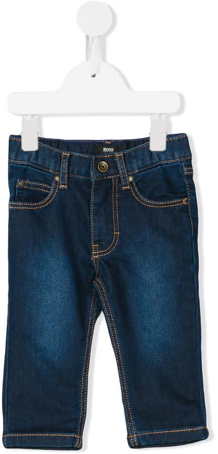 Boss Kids Gerade Jeans