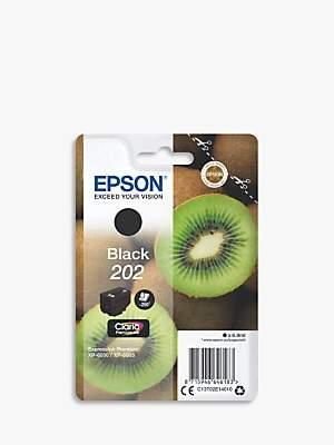 Epson Kiwi T02E1 Inkjet Printer Cartridge, Black