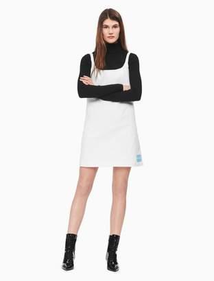 Calvin Klein cotton stretch cami dress