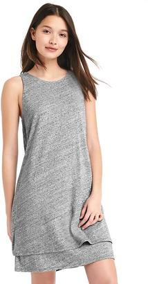 A-line layered tank dress $59.95 thestylecure.com