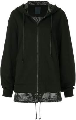 Juun.J drawstring hoodie
