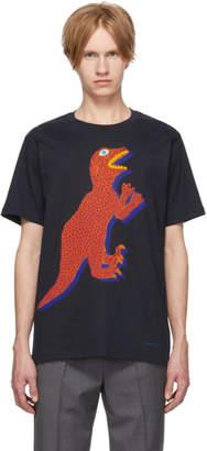 Paul Smith Navy Dino Regular Fit T-Shirt