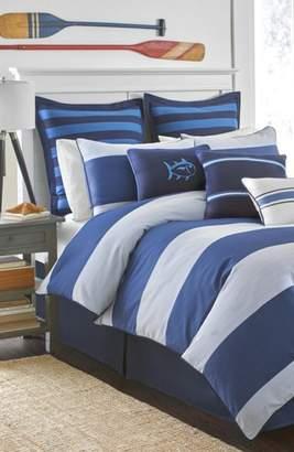 Southern Tide Dock Street Comforter, Sham & Bed Skirt Set