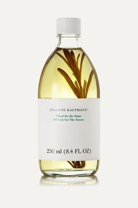 Susanne Kaufmann Essential Bath Oil For The Senses, 250ml - Colorless