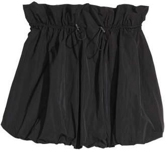 H&M Balloon Skirt - Black