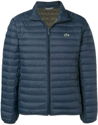 Lacoste ultra light padded jacket