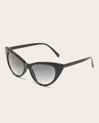 Penningtons Black Cat Eye Sunglasses