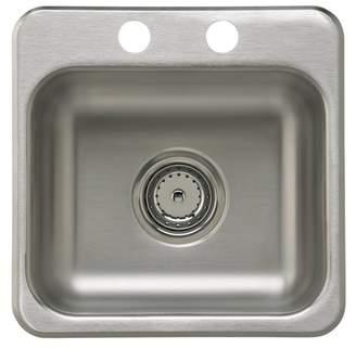 Sterling by Kohler B155 Single Basin Drop In Utility Sink