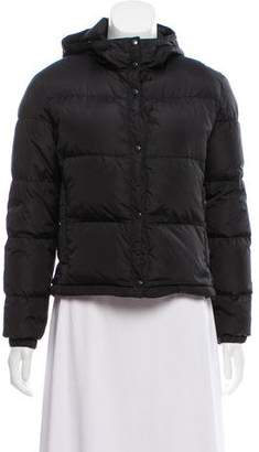 Prada Sport Quilted Down Jacket