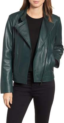 Bernardo Clean Leather Jacket