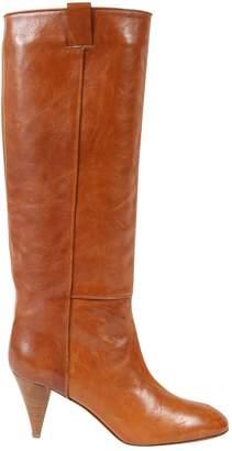 Loeffler Randall Leather riding boots