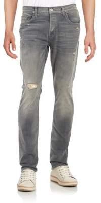 Hudson Sartor Slouchy Skinny Jeans