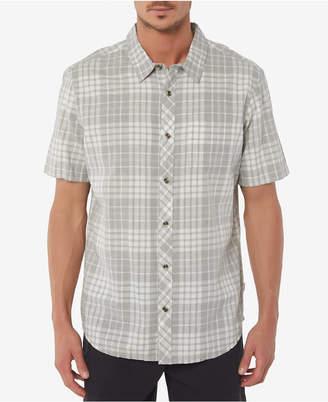 O'Neill Men's Rhodes Plaid Shirt