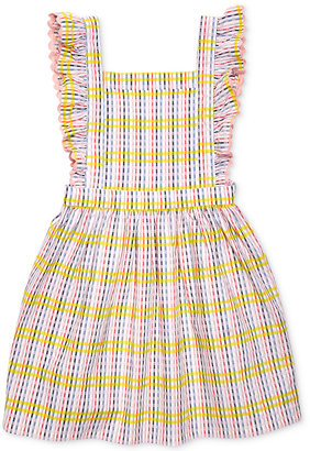 Margherita Kids by Margherita Missoni Checkered Pinafore Dress, Little Girls (2-7) $40 thestylecure.com