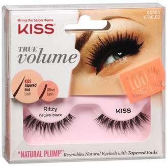 Kiss True Volume Lash Set $4.29 thestylecure.com