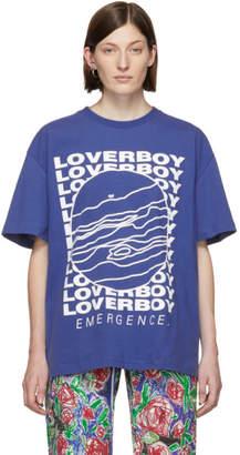 Blue Cult Charles Jeffrey Loverboy Of Jupiter T-Shirt