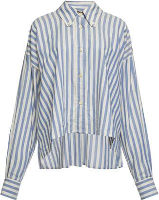 Isabel Marant Macao Striped Story Shirt