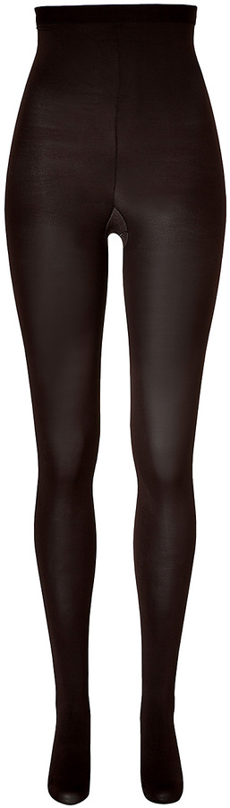 Spanx Tight-End Tights High-Waisted in Bittersweet