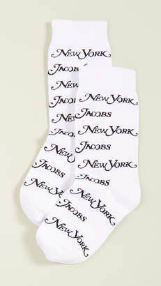 Marc Jacobs The Logo Socks