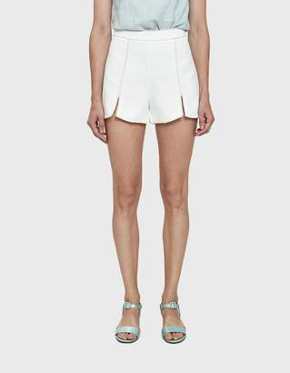 Farrow Abelia High-Waisted Shorts