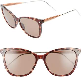 ae0e903901 Tommy Hilfiger Brown Women s Sunglasses - ShopStyle