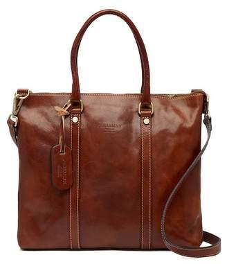Persaman New York Phillipo Leather Tote Bag