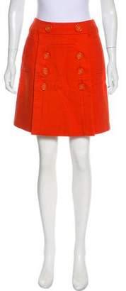 BCBGMAXAZRIA A-Line Mini Skirt w/ Tags