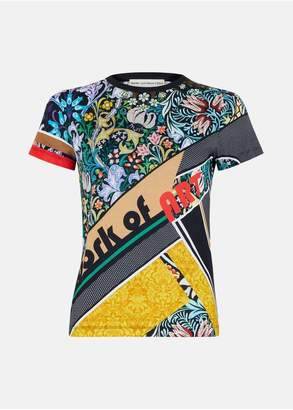 Mary Katrantzou Iven T-Shirt Multi Bauhaus
