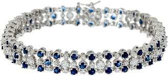 Joan Rivers Classics Collection Joan Rivers Private Collection Life Stripes Line Bracelet