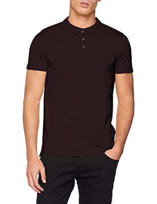 New Look Men's Plain Polo Shirt,(Size:51)