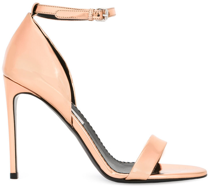Stella McCartney ankle strap sandals