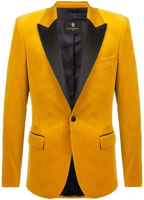 Lords And Fools oversized collar textured blazer