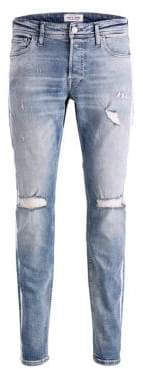Jack and Jones Classic Faded Jeans