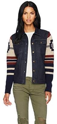 Pendleton Women's Athena Lambswool Sweater Jacket