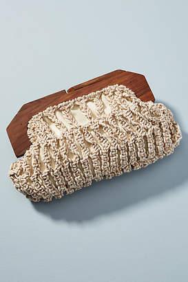 Cleobella Sinclair Crocheted Clutch