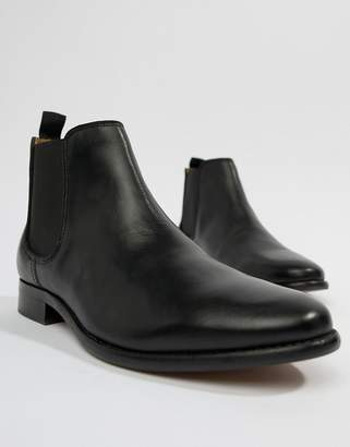 WALK LONDON Walk London Harrington Leather Chelsea Boots