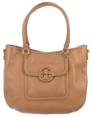 Tory Burch Amanda Leather Hobo