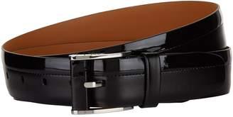Zilli Leather Buckle Belt