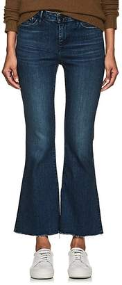 3x1 WOMEN'S MIDWAY EXTREME CROP BELL JEANS