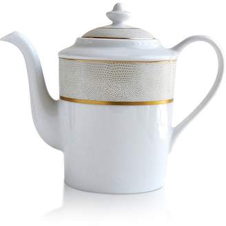 Bernardaud Sauvage White Coffee Pot