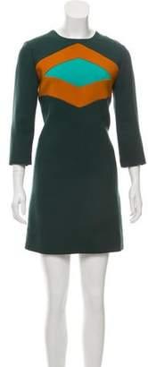 Marni Geometric Shift Dress