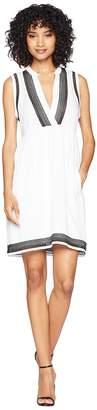 BB Dakota Acelynn Embroidered Shift Dress Women's Dress