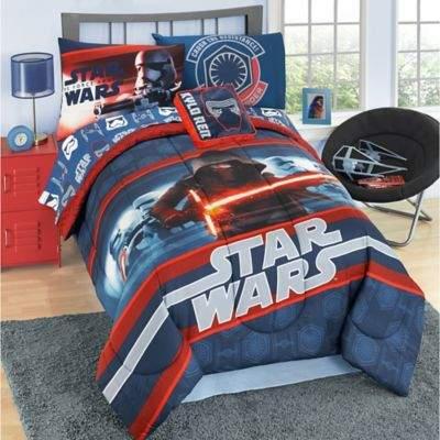 Star WarsTM Episode 7 6-Piece Reversible Twin Comforter Set