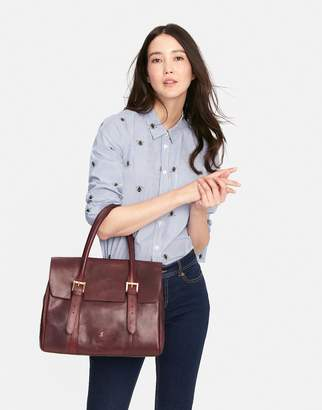 Joules Clothing Durham Leather Tote