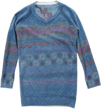 CUSTO GROWING Sweaters