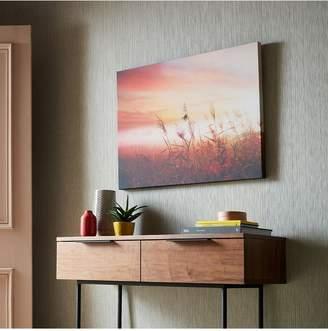 Graham & Brown Morning Sunrise Meadow Canvas Wall Art