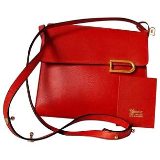 Delvaux Leather crossbody bag