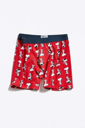 Urban Outfitters Snoopy Joe Cool Boxer Brief