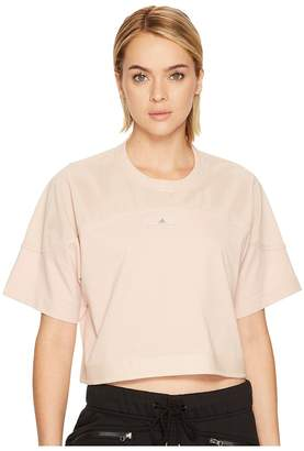 adidas by Stella McCartney Essentials Crop Tee CD5592 Women's Clothing