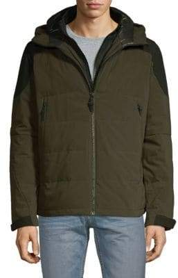 Hawke & Co Midweight Down Puffer Jacket